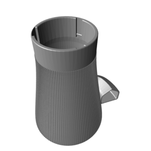 homebase_print_silo_28mm_tall_stl_preview