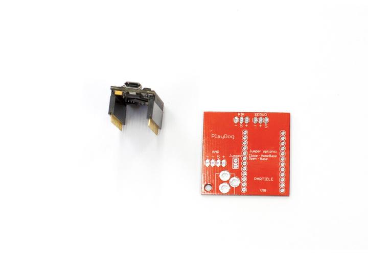 Solder spark pins1