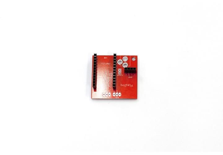 Solder amp pins1