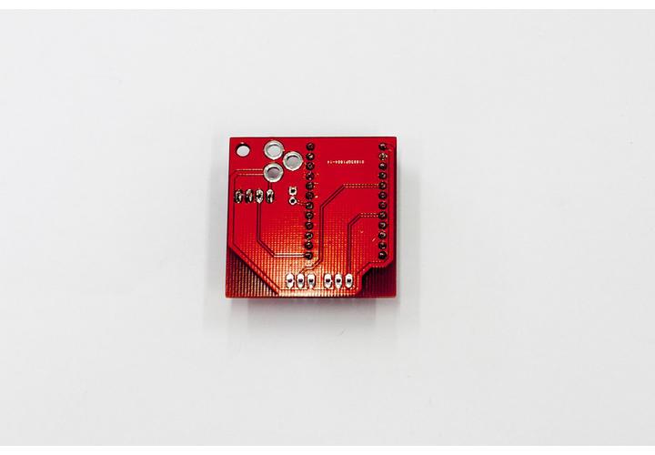 Solder amp pins2