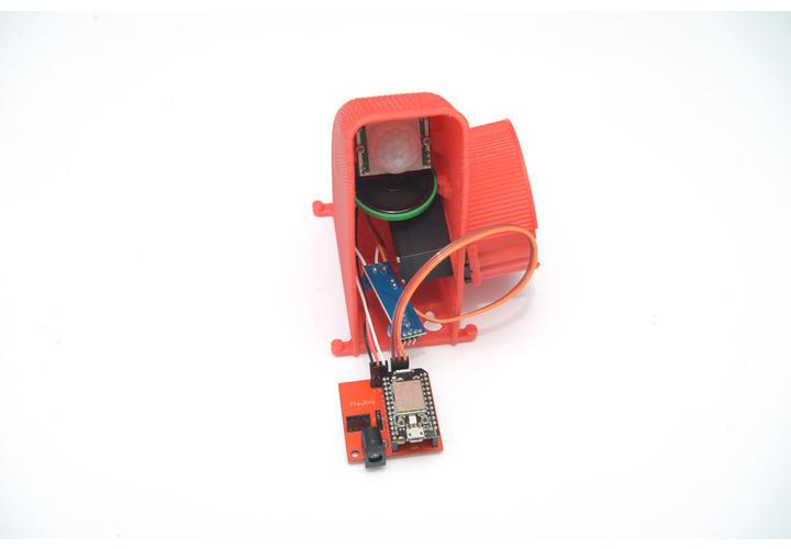 Pir wiring1